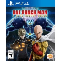 One Punch Man A Hero Nobody Knows Region 3 - PS4 Playstation 4