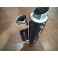 Knalpot Tridente F22 150 cc Silincer Only Carbon