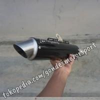 Knalpot Tridente F19 V2 150 cc Full System Stainless
