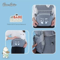 Cocolatte We Bare Bears 8in1 Hipseat Carrier