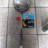 Raket badminton apacs original super series 22
