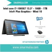 HP Spectre x360 13-aw0002tu - i7- 1065G7 - 16GB - 1TB - Iris Plus