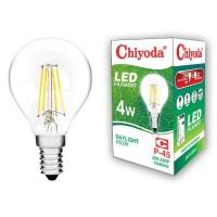 LAMPU LED FILAMEN CHIYODA P45 4W E14/KUNING CLEAR