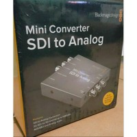 Jual Dijual Mini Converter Sdi To Analog Merk Blackmagic Design Murah Jakarta Barat Shani152 Tokopedia