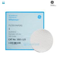 Whatman Filter Paper / Kertas Saring Grade 1 , 125 mm