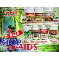 Obat Herbal Hiv/Aids Ampuh - De Nature Original