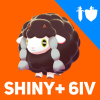 Shiny Perfect IV Pokemon Sword and Shield (bisa request apa saja)