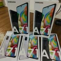 SAMSUNG GALAXY A71 8/128 GB RESMI