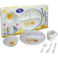 Babysafe Feeding Set 6 pcs