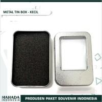 Packaging Box Metal - Kecil