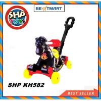 mainan anak Kuda Jungkat-Jungkit SHP KH582 2 in One