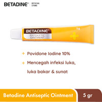 BETADINE® Antiseptic Ointment 5 gr