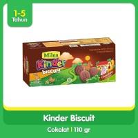Milna Toddler Coklat 110gr