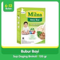 Milna Bubur Reguler 6 Bln Sup Daging Brokoli 120gr
