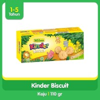 Milna Toddler Cheese 110gr