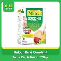 Milna Bubur Bayi Goodmil 6+ Beras Merah Pisang