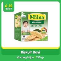 Milna Biskuit Bayi Kacang Hijau 130gr