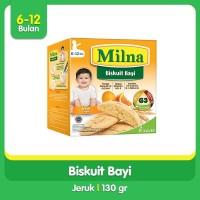 Milna Biskuit Bayi Jeruk 130gr