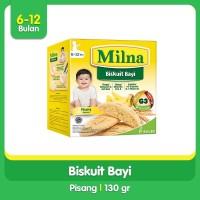 Milna Biskuit Bayi Pisang 130gr