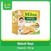 Milna Biskuit Bayi Original 130gr