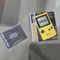 Box Repro Gameboy Pocket (All Varian)