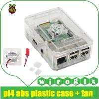 Raspberry Pi 4 - Plastic Fan Case v2