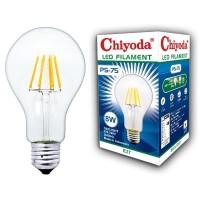 LAMPU LED FILAMEN CHIYODA LAMPU LED PS75 8W E27/DL
