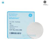 Whatman Filter Paper / Kertas Saring Grade 41 , 90 mm
