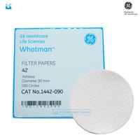 Whatman Filter Paper / Kertas Saring Grade 42 , 90 mm