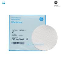 Whatman Filter Paper / Kertas Saring Grade 40 , 110 mm