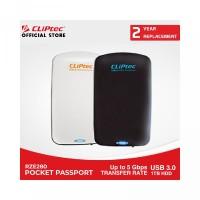 CLIPtec - RZE280 Pocket Passport Hardisk Case Murah 1 Terabyte