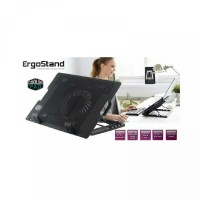 Cooling Pad ERGOSTAND Notebook Cooler For Macbook Laptop 9-17 Inch