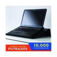 BRADA Alas laptop Hitam