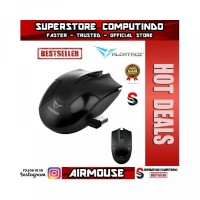 Alcatroz Airmouse-Wireless Mouse-Black-Best Seller