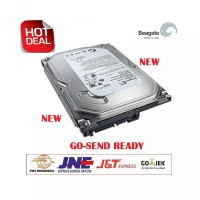 HDD Hardisk PC 3.5 Internal Seagate 500 Gb New