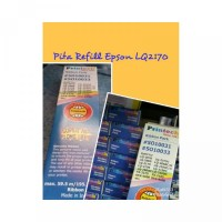 Pita Refill Ribbon Printech SO10031 SO10033 LQ2170 2180 2190