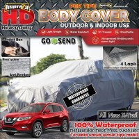 COVER IMPREZA HD NISSAN ALL NEW X-TRAIL 100% OUTDOOR 4 LAPIS SILVER