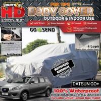 COVER IMPREZA HD DATSUN GO+ 100% OUTDOOR 4 LAPIS SILVER SUPER QUALITY