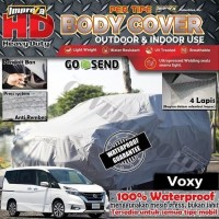 COVER IMPREZA HD TOYOTA VOXY 100% OUTDOOR 4 LAPIS SILVER SUPER QUALITY