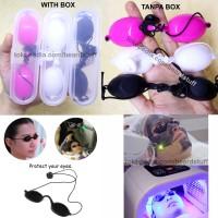Kacamata pelindung sinar laser & lampu led glasses Goggles