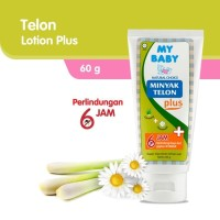 My Baby Lotion Telon Plus [60 g]