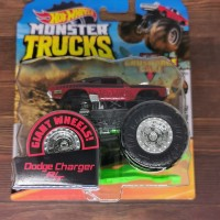 hot Wheels monster trucks jam Dodge Charger RT hotwheels