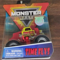 hot Wheels monster jam ice Time Flys Spin Master hotwheels