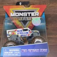 hot Wheels monster jam ice cream man Spin Master hotwheels