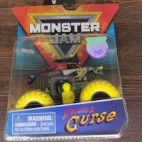 hot Wheels monster jam Pirates Curse ban kuning Spin Master hotwheels
