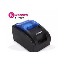 PRINTER POS KASIR KASSEN BT-P 290 STRUK THERMAL ( USB+BLUETOOTH )