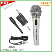 Mic Sony SN 781 Microphone Bisa wireless dan kabel