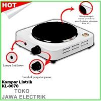 Cyprus Kompor Listrik Portable Kitchen House KL-0070