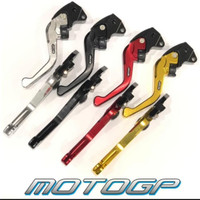 HANDLE REM CNC SATRIA FU-TIGER-CB 150 MOTO GP