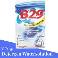 B29 Sabun Pencuci Pakaian Powder Detergent - Water Solution